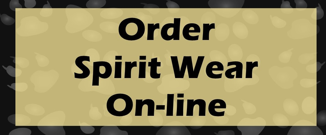 Order Spirit Wear On-Line